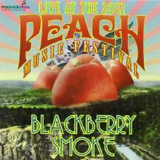 "Blackberry Smoke:  ""Live At  2012 Peach Music Festival""  (CD)"