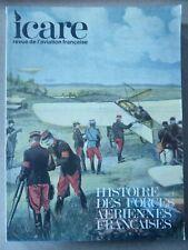 ICARE AVIATION FRANCAISE 91 HISTOIRE FORCES AERIENNES FRANCAISES 1750-1914