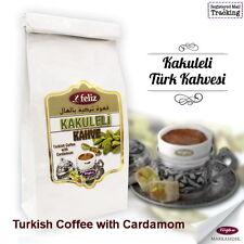 TUGBA TRADITIONAL TURKISH COFFEE WITH CARDAMOM - 140 GR / 4.9 FL OZ