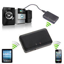 3.5mm Wireless Stereo HiFi Audio Music Bluetooth Transmitter Receiver Adapter