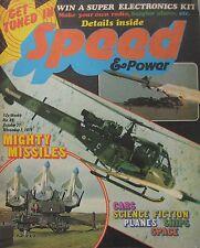 Speed & Power magazine 31 October 1975 Issue 85
