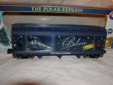 Lionel 318701 Polar Express 3 Bay Hopper 2019 LionScale New Made the U.S.A. Mib