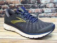 Brooks Glycerin 17 Grey/Navy/Gold Running  *110296048