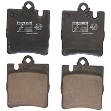 Disc Brake Pad Set Rear Federated D876C