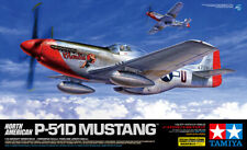 Tamiya 1:32 scale North American P-51D Mustang