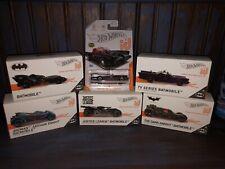 Hot Wheels id Batmobile Set w/Chase ~Must Have ~ Crisp Clean Packaging