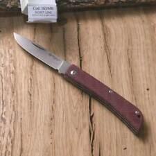 Maserin Scout Rosso Coltello Chiudibile Caccia Campeggio Escursioni Pesca 163 Mr
