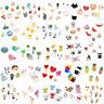 1 Set Enamel Piercing Brooch Pins Shirt Collar Pin Breastpin Women Jewelry Gift