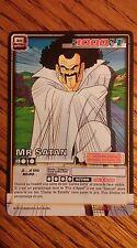 Carte Dragon Ball Z Mr Satan D-697