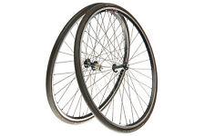 Velocity Major Tom Road Bike Wheel Set 700c Aluminum Tubular Campagnolo 11 Speed