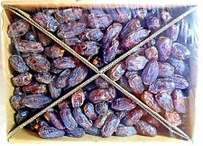 "Medjoul Dates ""King Medjool"" 5kg (11lbs) Box First Class Jumbo Size Israel Grow"