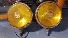 Paire De Longues Portées Marchal 819 Spot Lamps Bmw Mini Cooper Ford Iode 150 mm