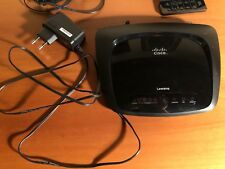 Modem Router Linksys WAG120N nero, usato