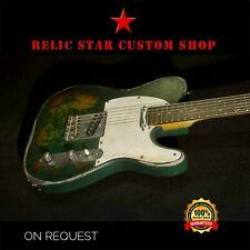 RELIC STAR CUSTOM SHOP t-'50 road worn alnico 5 Telecaster