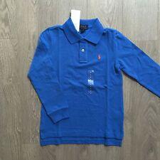 Garçons 6y Ralph Lauren longsleve POLO et lots de vêtements 100% Authentique
