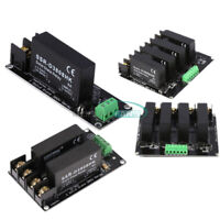 1/2/4 Channel 380V 8A Solid State Relay Board Switch Controller SSR for Arduino