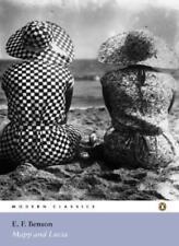 Mapp and Lucia (Penguin Modern Classics),E. F. Benson,Philip Hensher