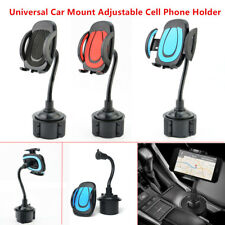 Universal Car Trucks Mount Adjustable Cell Phone Mobile Cup Holder Stand Cradle