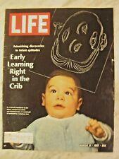 "LIFE March 31 1967 US flag abuse Expo 67, ""Ulysses"" Mantle, J Joyce, Athenagoras"