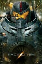Pacific Rim (Blue Ray & DvD, No Digital) w/ 2-way slipcover