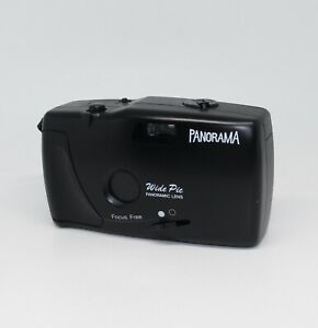 Panorama Camera 35mm Film (Reader's Digest Wide Pic Panoramic) with strap - VGC