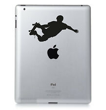 Skateboard Apple Ipad Mac MacBook PC PORTABLE autocollant vinyle décalcomanie.