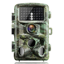 Campark Wildlife Trail Camera 14MP 1080P Trap with Infrared Night Vision Motion