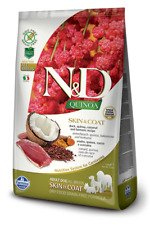 Farmina N/D Quinoa Grain Free Adult All Breed Skin & Coat Anatra Cocco 2,5 Kg