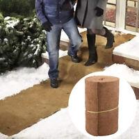 VERSATILE COCO LINER BULK ROLL MAT GARDEN PLANT WALL HANGING BASKET HAYRACK FUN