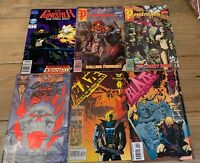 Comic Book Lot, Marvel, Blaze, Double Sized Ghost Rider, The Punisher, Pendragon