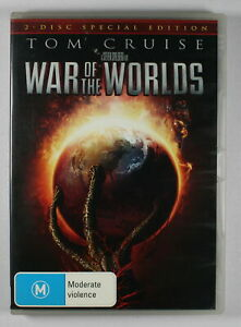 War Of The Worlds DVD Special Edition FREE POST