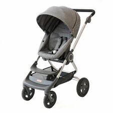 New Baby Stokke Scoot Complete Stroller Extras Black Melange $699