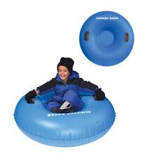"""Slippery Racer AirRaid 48"""" Snow Tube Heavy Duty Inflatable Sled"""