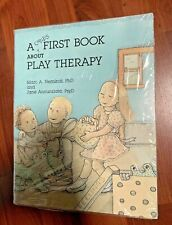 A Child's First Book about Play Therapy Children Emotional Help Stress NEW!