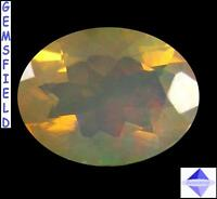 IF - 1.06ct !! OPALE IRIDESCENTE d' ETHIOPIE !! mines de WELO opal mines ! AAA++