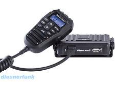 Midland M-5 Black Box CB-Funkgerät Multinorm mit USB & Headsetanschluss 80K 4W