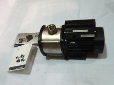 GRUNDFOS orizzontale Multi fase POMPA BOOSTER CM10-1 A-R-G-E - aqqe CAAN 97516660