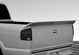 Chevy S10 1994-2003 Wingswest Urethane 3 pc rear tailgate spoiler No light