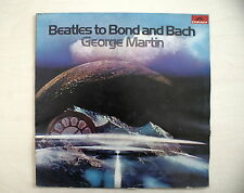 GEORGE MARTIN - Beatles to Bond and Bach - Polydor 2383 304 A - Beatles