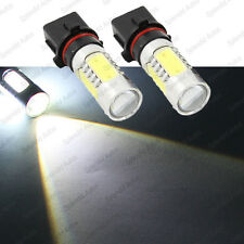 """HID """"equivalent"""" CREE/Luxeon High Power P13W LED Daytime Fog Lights Bulbs Chevy"""