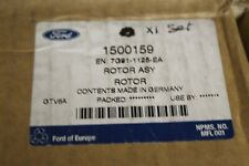1500159 Brake disc (pair) new genuine Ford part
