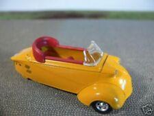 1/43 Gama Messerschmitt Kabinenroller gelb 51008