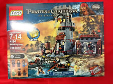 LEGO Pirates of the Caribbean WHITECAP BAY 4194 New Factory Sealed RETIRED
