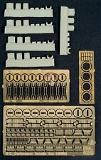 Royal Model 1/35 US Tank Periscopes Detail Set WWII (Resin with Photo-etch) 488