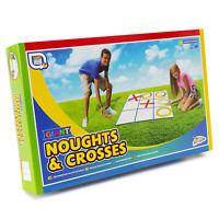 Giant Noughts and Crosses Garden Board Game Summer Fun Outdoor Indoor Party Kids