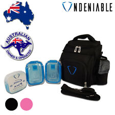 Lunch Bag for Men & Women   Meal Prep Bag   Six Pack   ISO   Fitmark   Insulated