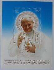 Vaticano VATICAN 2014 4-set canonizzazione di Giovanni Paolo II