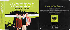 "WEEZER ""ISLAND IN THE SUN"" RARE SPANISH PROMOTIONAL CD SINGLE / RIVERS CUOMO"