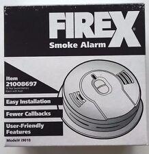 Kidde 21008697 Firex AC Photoelectric Smoke Detector Alarm NIB