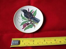 FRANKLIN PORCELAIN SONGBIRDS OF THE WORLD MINI PLATE. #3
